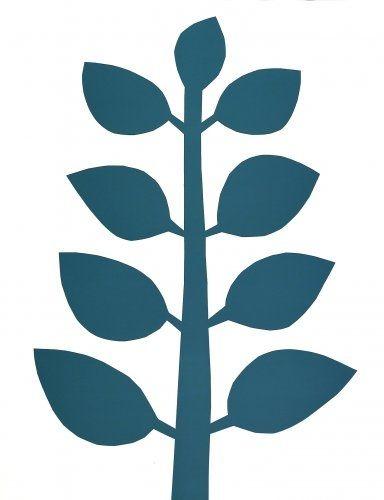 Lithographie Ballester Moreno - Árbol verde