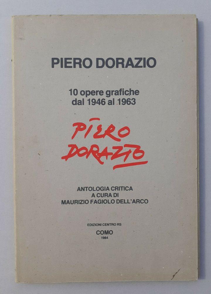 Sérigraphie Dorazio - 10 opere grafiche dal 1946 al 1963 (Cartella completa)