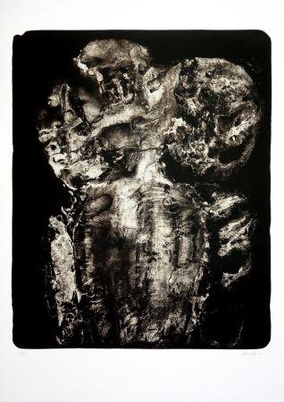 Lithographie Ferré - 12