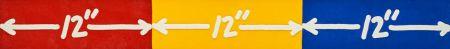 Eau-Forte Bochner - 12'' x 3''