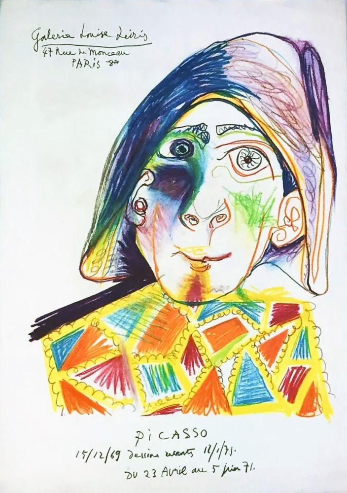 Affiche Picasso -