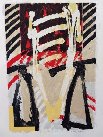 Lithographie Titus Carmel - 18/125