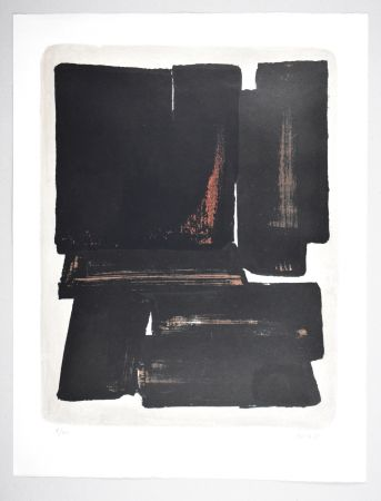 Lithographie Soulages - 19 000 €