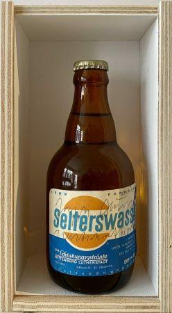 Aucune Technique Beuys - 1 Wirtschaftswert - Selterswasser
