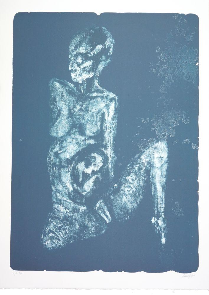 Lithographie Ferré - 2010