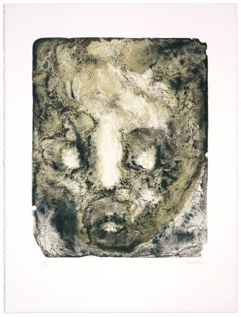 Lithographie Ferré - 22