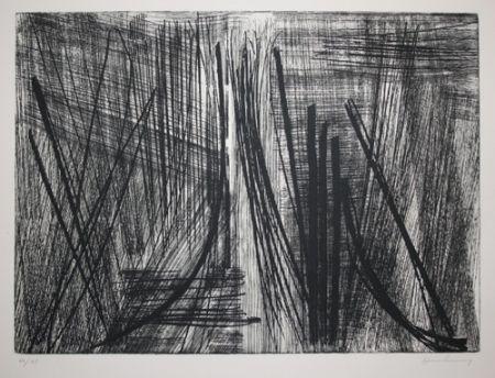 Linogravure Hartung - 25