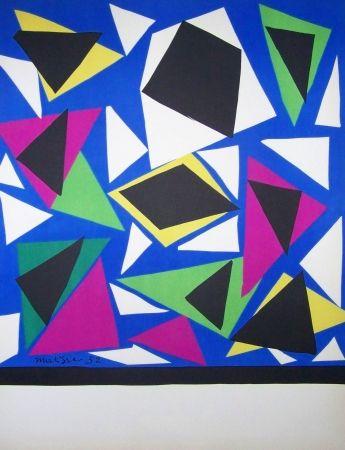 Lithographie Matisse - 25 ans de mourlot