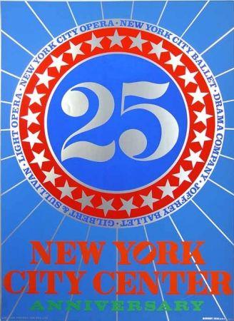 Sérigraphie Indiana - 25 th new york center