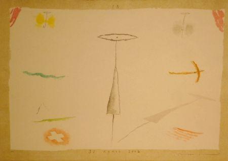 Lithographie Riera I Aragó - 30 Abril 2002