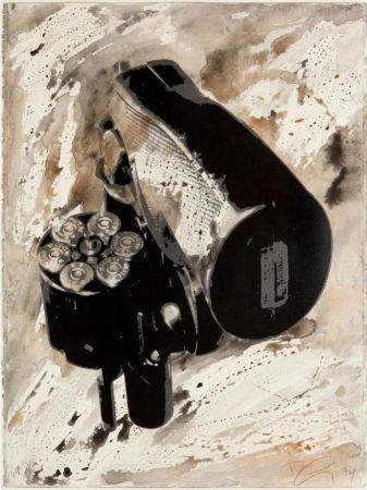 Sérigraphie Longo - .38 Special