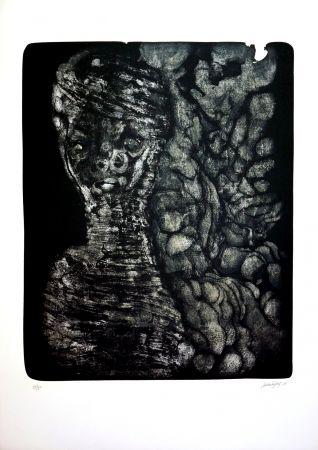 Lithographie Ferré - 4