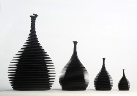 Multiple Arad - 4 Black Objects