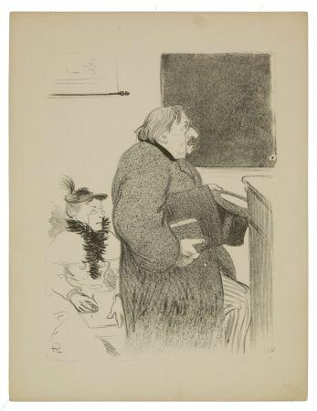 Lithographie Hermann-Paul - 4.Faisons-en des femmes