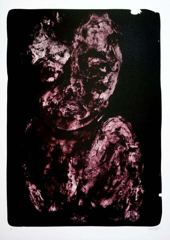 Lithographie Ferré - 5