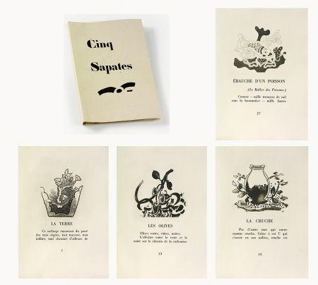 Livre Illustré Braque - 5 sapates
