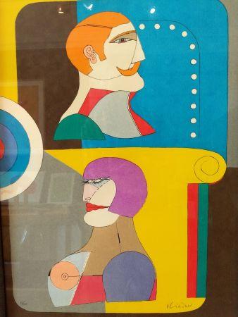 Lithographie Lindner - 6/100