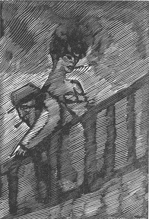Livre Illustré Maccari - 72 disegni di Maccari, assortiti, incisi in legno da Ernesto Romagnoli