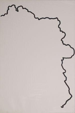 Lithographie Parmiggiani - 7 tavole temporali
