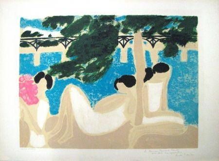 Lithographie Brasilier - A Carol and Alex Ewing