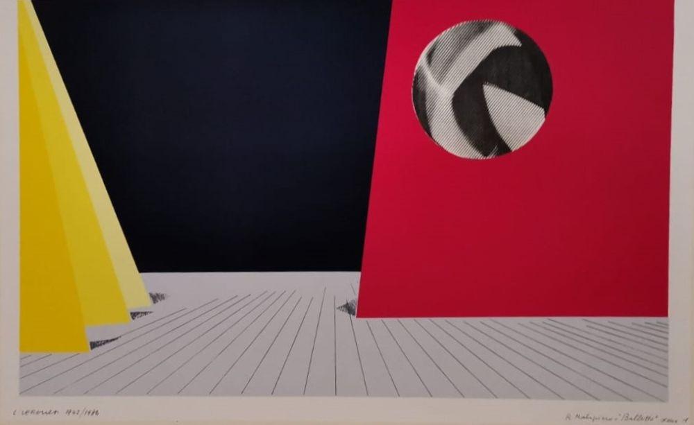 Lithographie Veronesi - A Malipiero