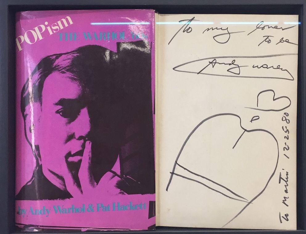 Aucune Technique Warhol - A mi futuro amante...