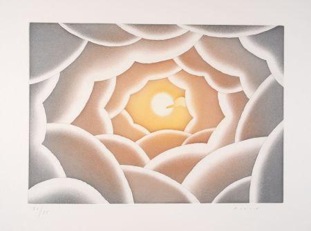 Eau-Forte Et Aquatinte Folon - A propos de la lumière