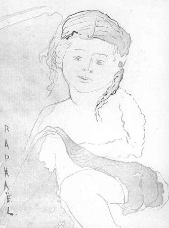 Livre Illustré Antonietta - A. Raphael Mafai