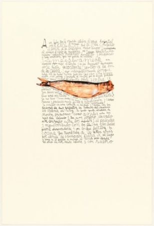 Lithographie Ferrari - A un lado por la izquierda