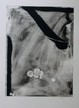 Eau-Forte Et Aquatinte Bird - Abstract 10