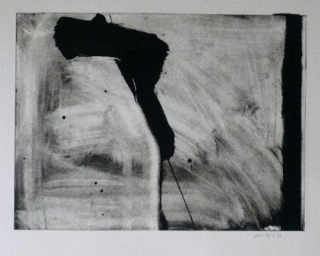 Eau-Forte Et Aquatinte Bird - Abstract 2
