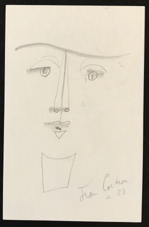 Aucune Technique Cocteau - Abstract Face
