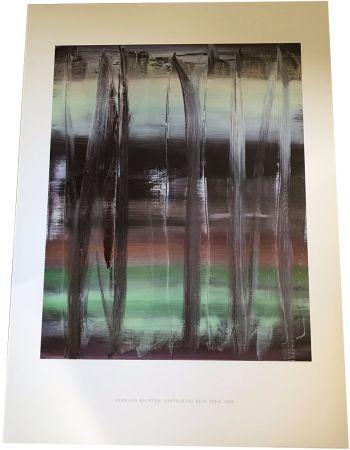 Affiche Richter - Abstraktes Bild 753-9