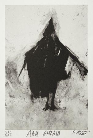 Lithographie Serra - Abu Ghraib