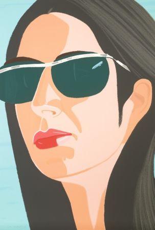 Sérigraphie Katz - Ada with Sunglasses (Alex and Ada Suite)