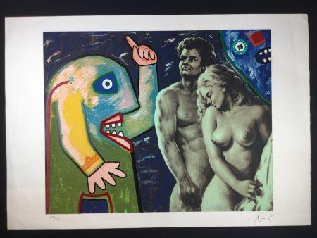Multiple Baj - Adamo e Eva