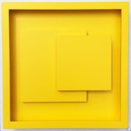 Gravure Sur Bois Claisse - ADN jaune