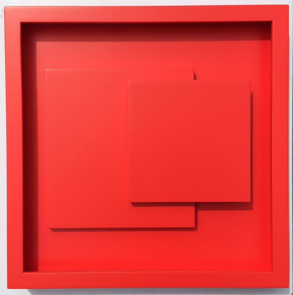 Gravure Sur Bois Claisse - ADN rouge