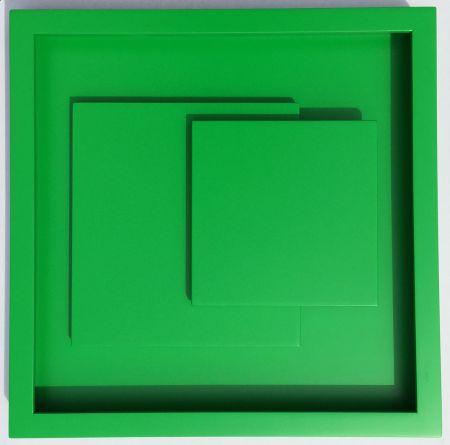 Gravure Sur Bois Claisse - ADN vert