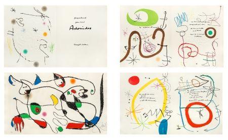 Livre Illustré Miró - Adonides