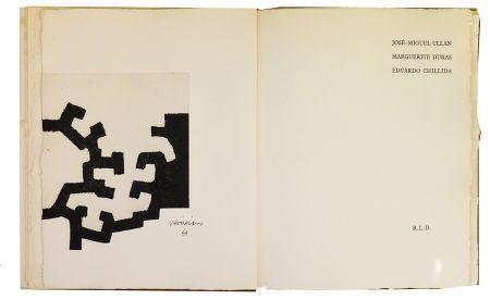 Livre Illustré Chillida - Adoracion