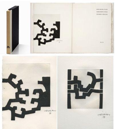 Livre Illustré Chillida - ADORACION. Funeral Mal, I. (José-Miguel ULLAN - Marguerite DURAS (1977).