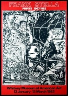 Affiche Stella - Affiche de la l'exposition
