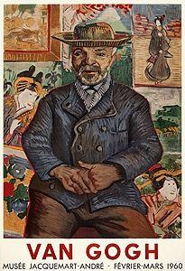 Affiche Van Gogh - Affiche d'exposition