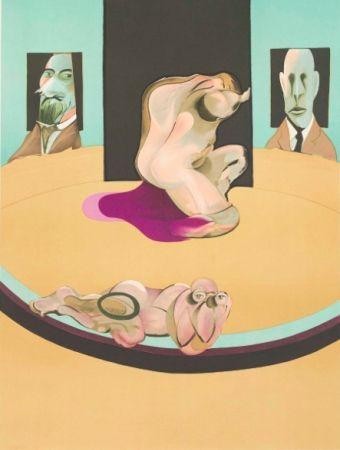 Lithographie Bacon - Affiche Pour  Le Metropolitan Museum Of Art, Ny