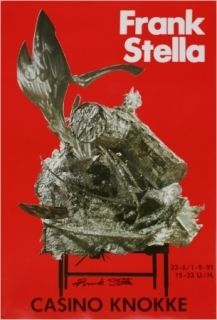 Affiche Stella - Affiche signée expo Knokke