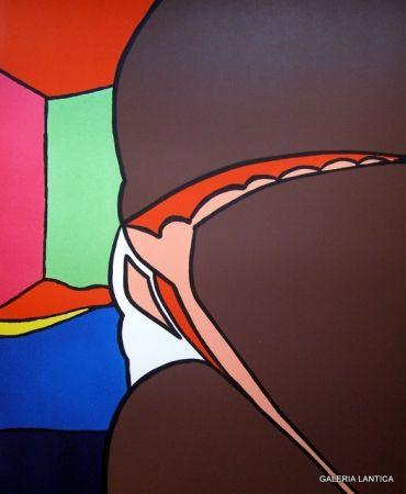 Lithographie Artigas - AFRICA