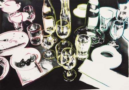 Sérigraphie Warhol - After the Party (FS II183)