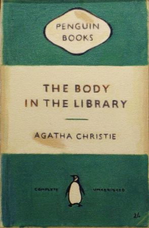 Aucune Technique Hannah - Agatha Christie - The Body in the Library