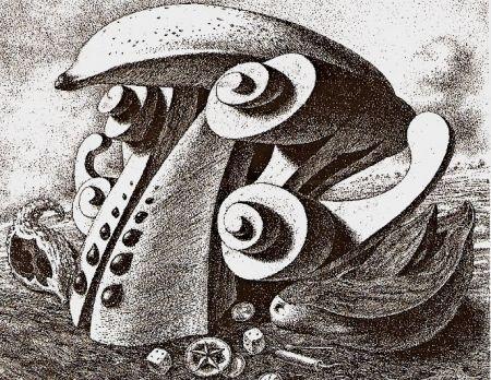 Gravure Alejandro - Aguamor de Candiafuertes I